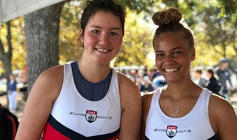 OARS youth | high school girls rowers
