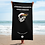 Thumbnail: MADICHI SKULL Towel