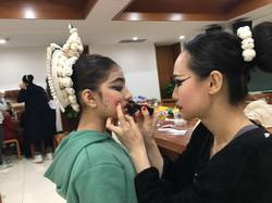 Odissi Make Up