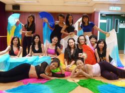 Workshop in HK
