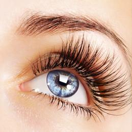 Light blue eye