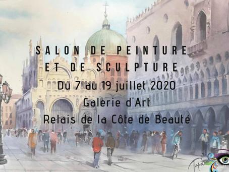 Salon de la peinture et sculpture 2020