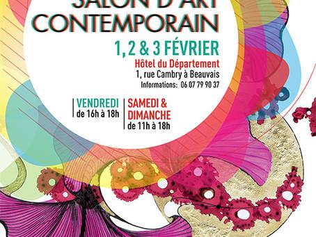 Salon d Art Contemporain Beauvais 2019