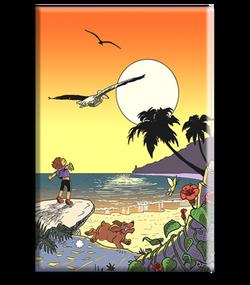 Magnet TATOON Sunny Island