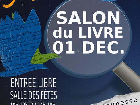 Salon du livre à Arvert 2019