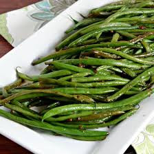 MIDDLE EASTERN GREEN BEANS