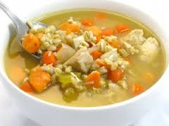 TERRIFIC BARLEY SOUP