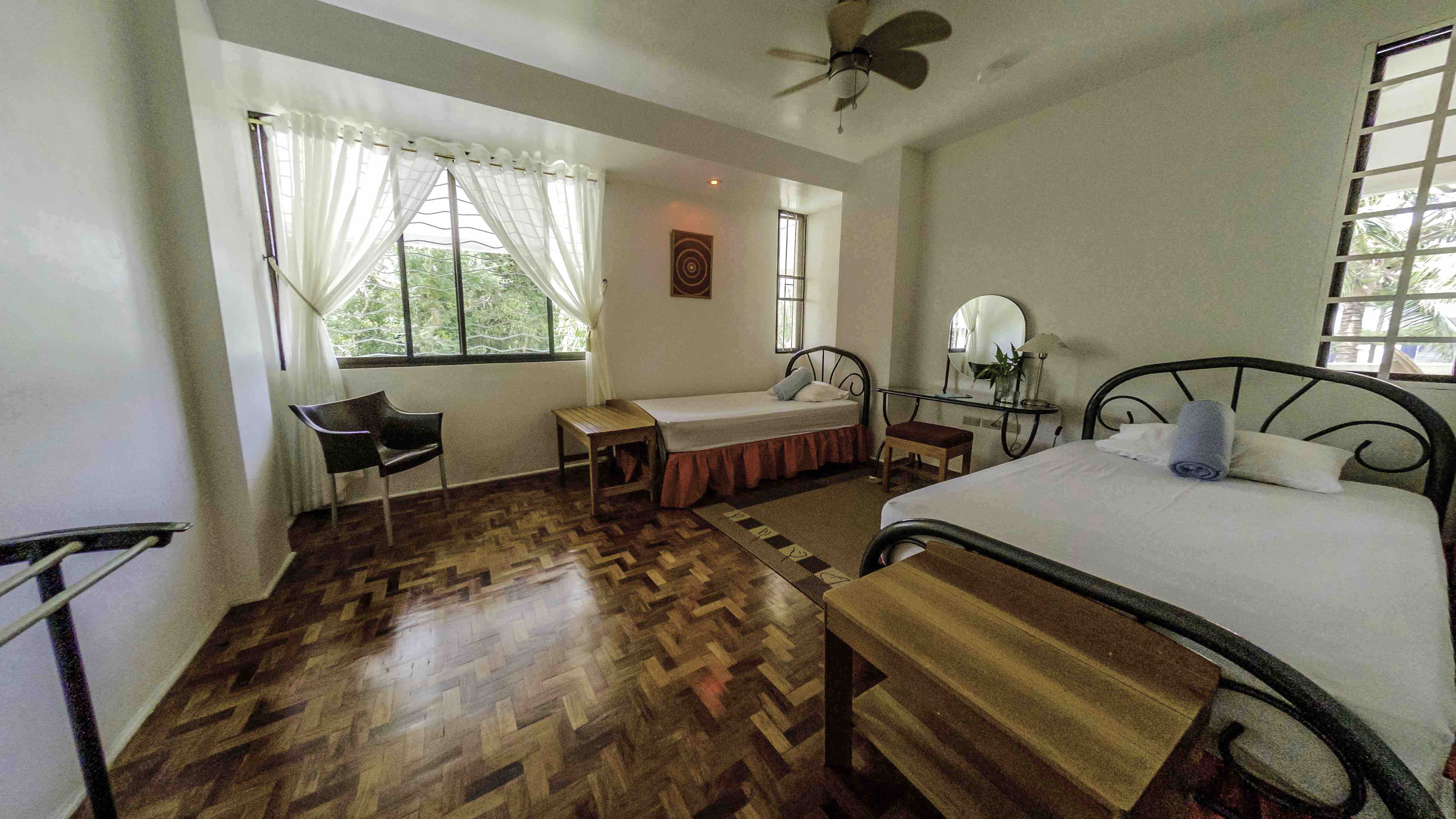 Tagaytay retreat center room