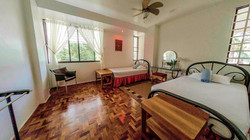 Tagaytay retreat center room