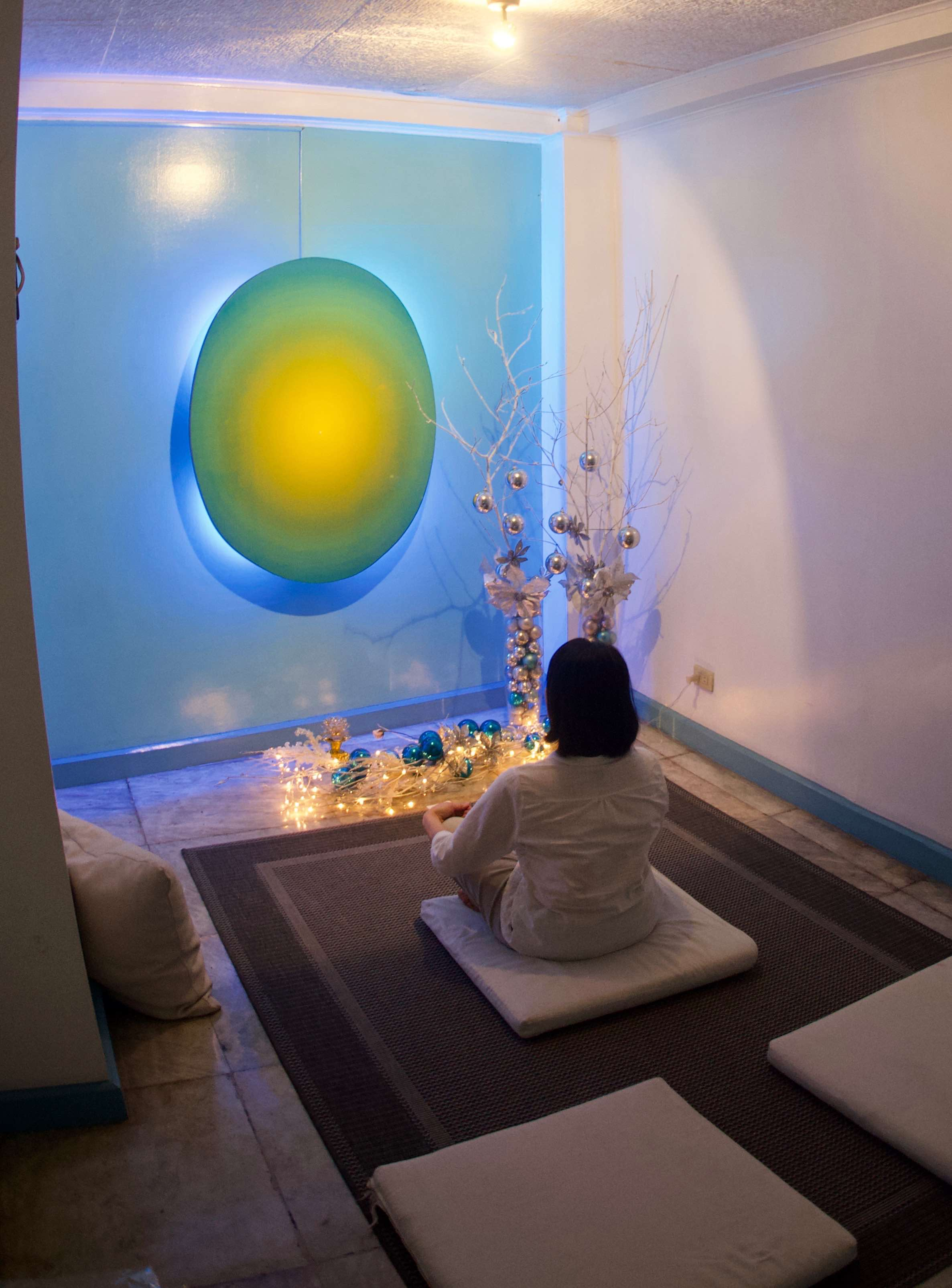 Inner Space Manila Meditation Room