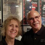 Peggy Livingston & Denny Vick