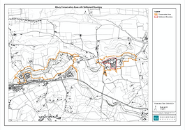 A3 Conservation Areas with Settlement Bo