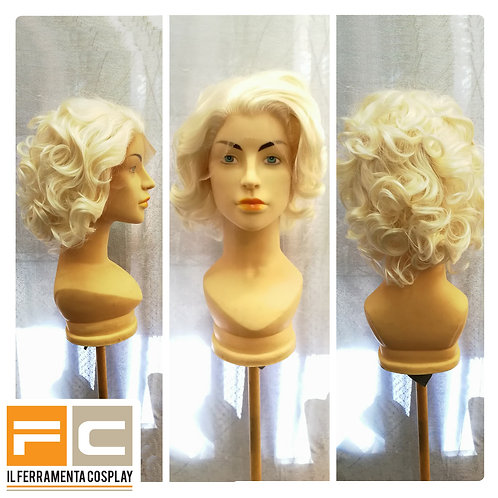 Lace Front Wig 13