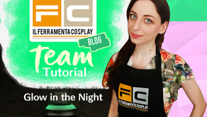 Tutorial: Glow in the Night - Illumina i tuoi costumi