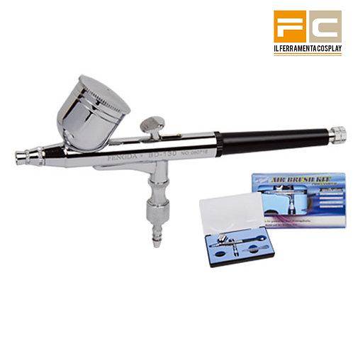 Aerografo Fengda Doppia Azione 0.3mm, 7cc, 15-50 PSI
