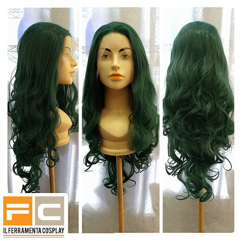 Lace Front Wig 12
