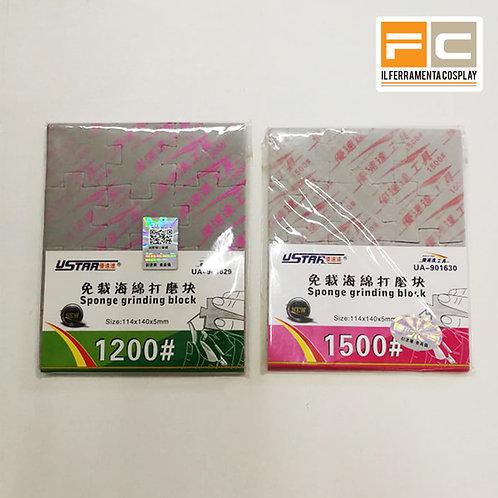 Spugnette abrasive P1200/P1500