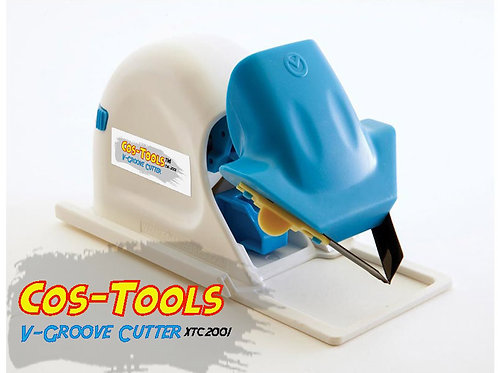Cos-Tools V-Groove Cutter