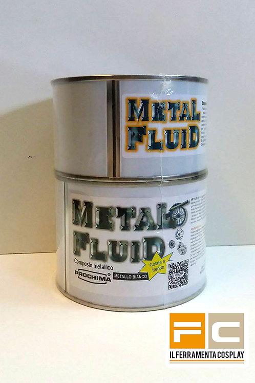 Prochima Metal Fluid Metallo Bianco