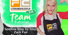 Tutorial: Spallina di Zack Fair Step by Step