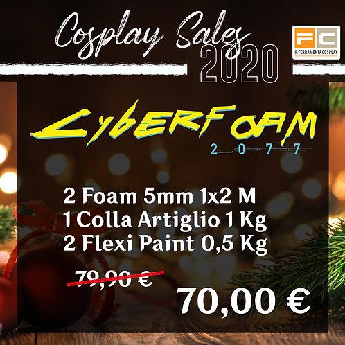 Cyberfoam 2077 Pack