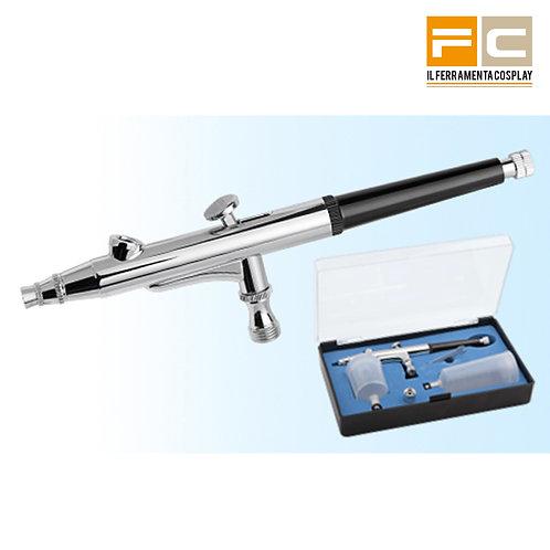 Fengda Aerografo Doppia Azione 0.3mm 20&40cc 15-50PSI