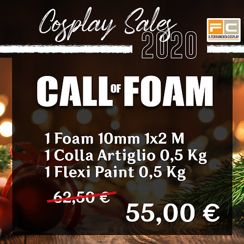 Call Of Foam Pack
