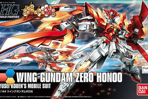 HG BF GUNDAM WING ZERO HONOO 1/144