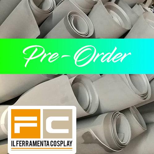 PREORDER Foam N°5 10mm 100x200