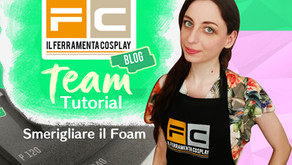 Tutorial: Come Smerigliare il Foam con il Mini Trapano. Tecniche e Accessori