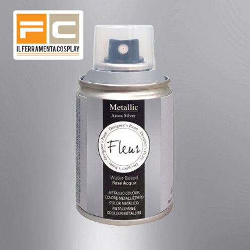 Fleur Spray Argento Base Acqua