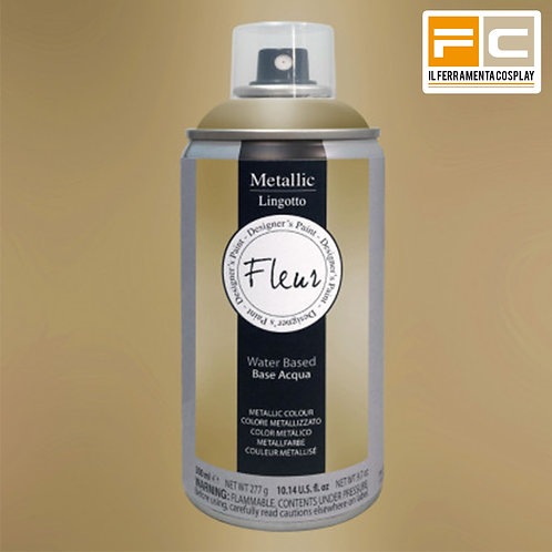 Fleur Spray Oro Lingotto Base Acqua