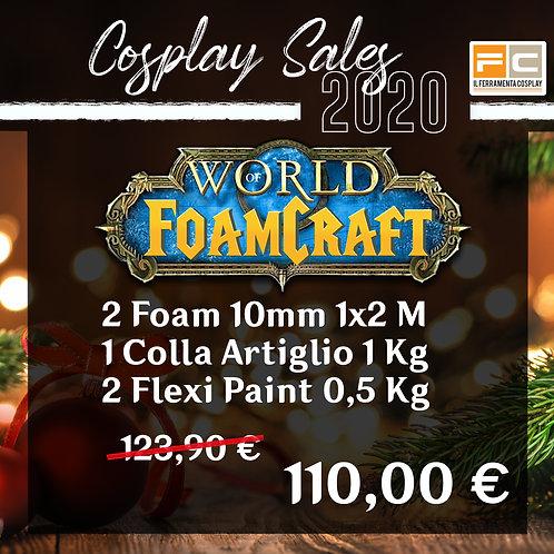 World Of FoamCraft Pack