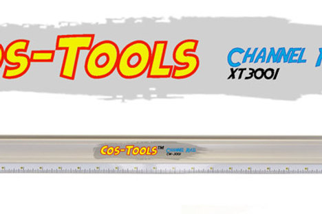 Cos-Tools Channel Rail