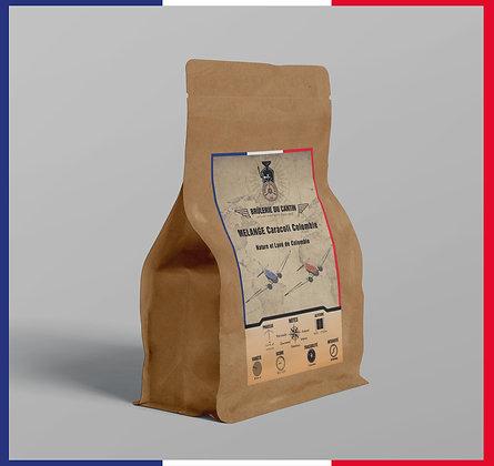 Mélange Caracoli Colombie 100% Arabica