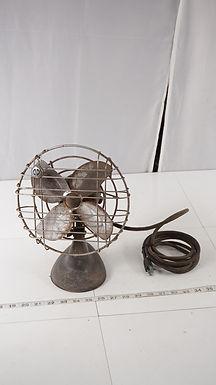Oscillating Montgomery Fan Works