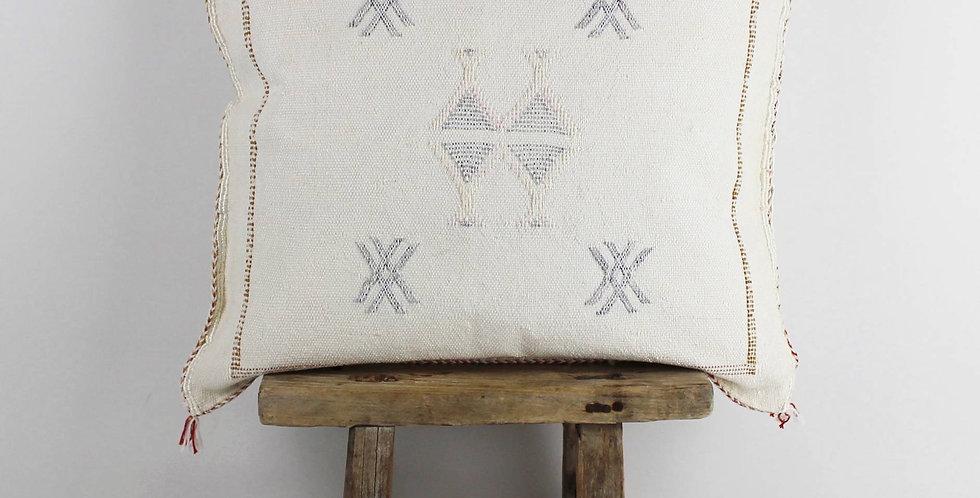 Moroccan Cactus Silk Cushion CoverV