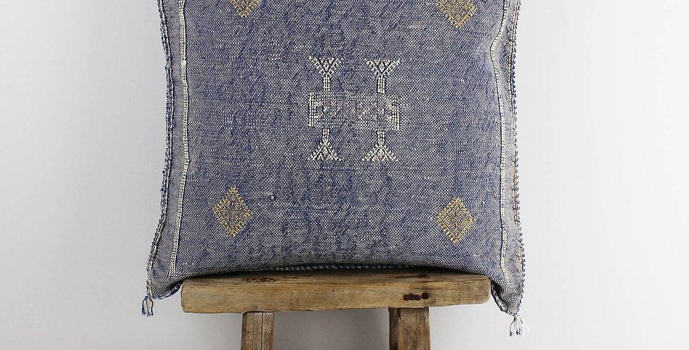 Moroccan Cactus Silk Cushion Cover