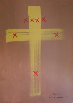 Cruz credo Jesus!