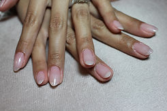 Strengthen your Nails / Gel Overlay