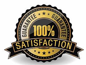 satisfation guarantee