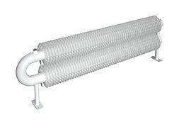 sao2 spiral radiator bw