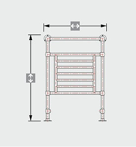 assisi-retro-towel rail