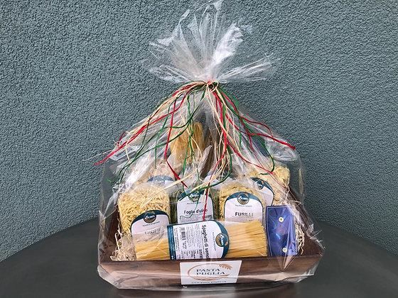 Geschenkkorb Pasta