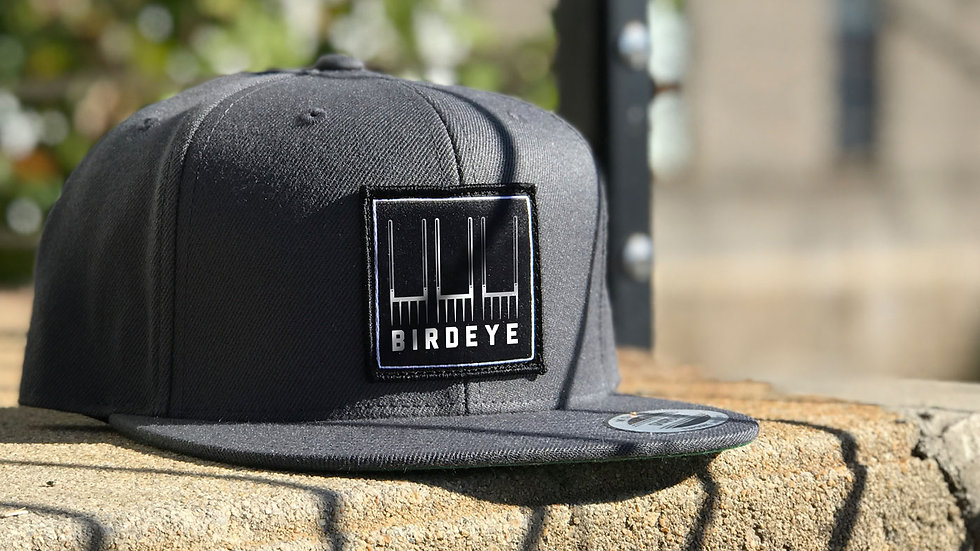 Birdeye Farms Flat Bill Hat