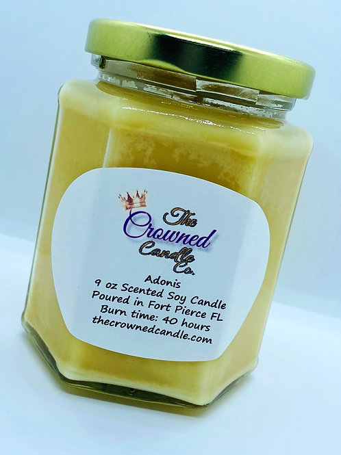 Adonis Soy Candle
