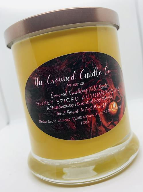 Honey Spiced Autumn Nights