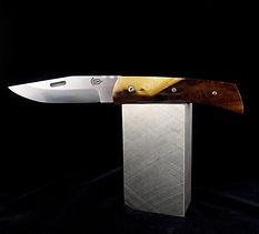 couteau pliant layole deux clous friction laguiole