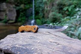 couteau pliant randonnée mtblade verrouillage pompe arrière