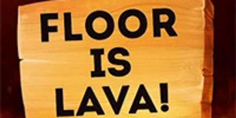 Kaleidoscope's Floor Is Lava! 1:30-3:00